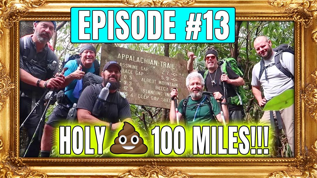 Episode 13 – Holy $%&# 100 Miles!