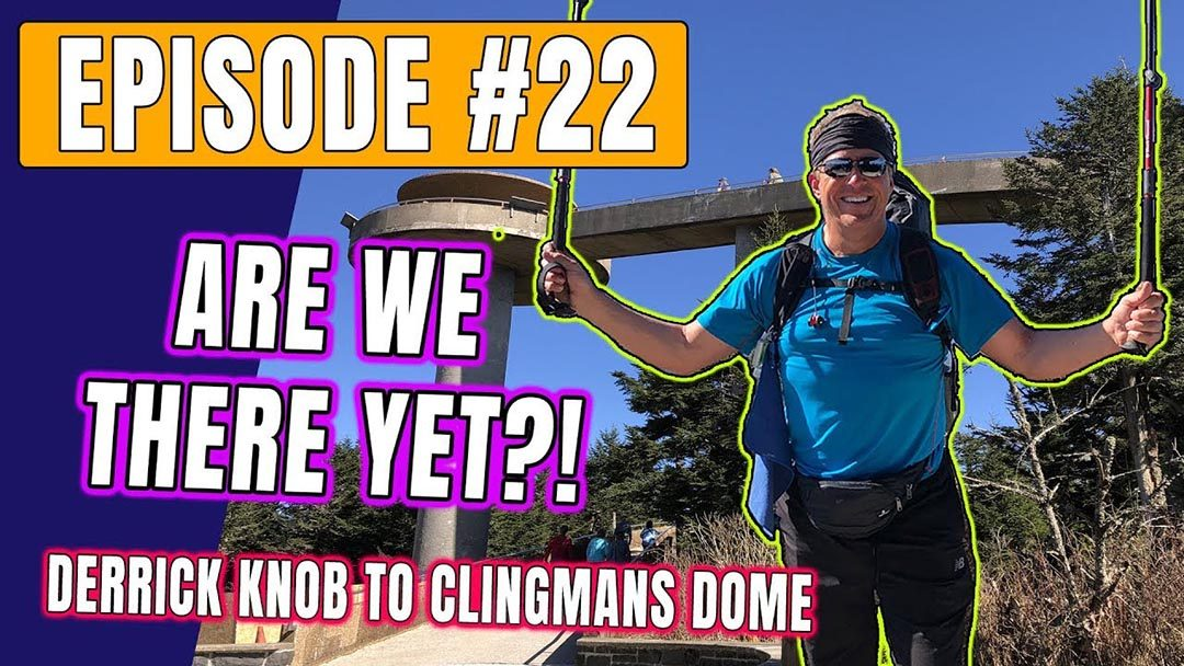 Episode 22 – ARE WE THERE YET?!