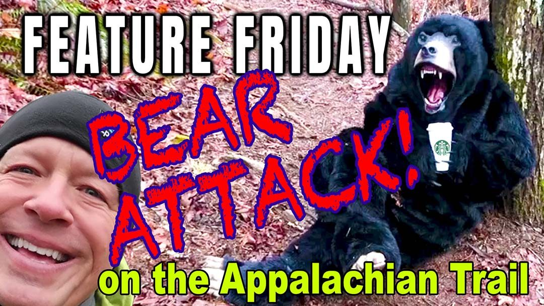 Feature Friday – Bear Attack! On the Appalachian Trail