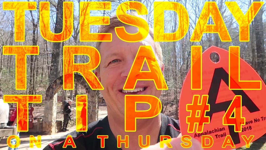 Tuesday Trail Tips (on a Thursday) – Connecting on the AT